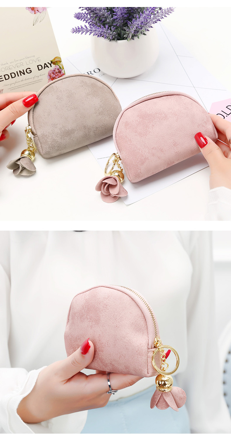 Korean version PU leather  wallet (sapphire)  NHNI0278