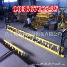 渭南定做4.5米框架式整平機 混凝土攤鋪4米振動梁 電動鋪路機