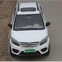 廠家批發成人電動四輪車汽車轎新車能源老人代步車越野車油電兩用
