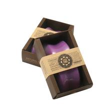 厂家直销  泰国薰衣草精油手工皂  祛痘精油手工皂 OEM生产订做