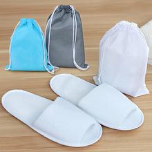 时尚男女便携折叠拖鞋非一次性居家旅行酒店用品轻便软底防滑批发