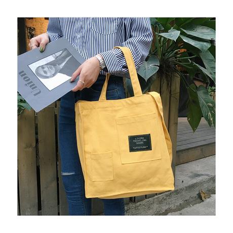YN7201 với cùng một đoạn tùy chỉnh túi xách mới của phụ nữ túi xách túi xách tay sinh viên đa năng hoang dã