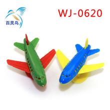 供應兒童益智科教玩具  DIY玩具  拼裝組裝飛機  抽獎小玩具