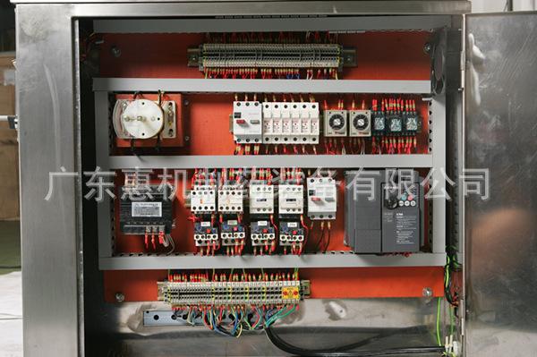 JTJ-3 半自动胶囊充填日本进口三菱电器箱_副本