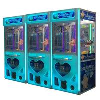 Ангел медведь ловушка кукла машина кукла машина Mall монеты-подарок подарок торговый автомат видео игры игры развлечения оборудование