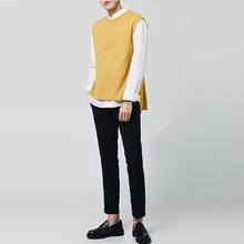Áo len nam thời trang, kiểu dáng gile, phong cách trẻ trung
