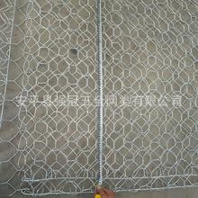 三江工程使用的高锌石笼网 铁丝笼子 生态格网绿滨垫 镀锌铅丝笼