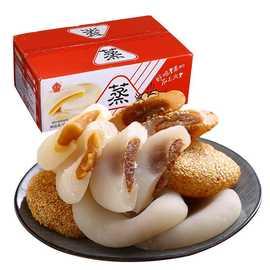然利 绿豆爽麻薯干吃汤圆休闲食品零食批发 整箱5斤 一件代发