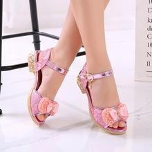 Sandals bé gái thời trang, thiết kế nổi bật xinh xắn, mẫu Hàn mới
