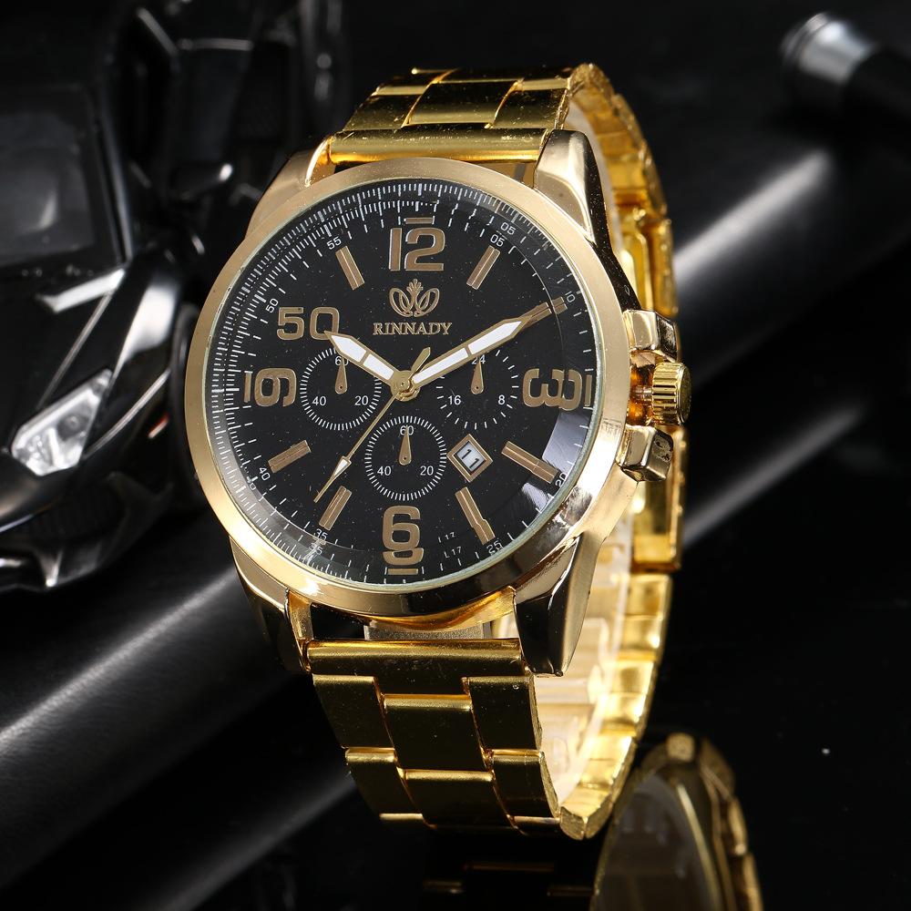 fashion Watch (Gold)NHHK0876-Gold