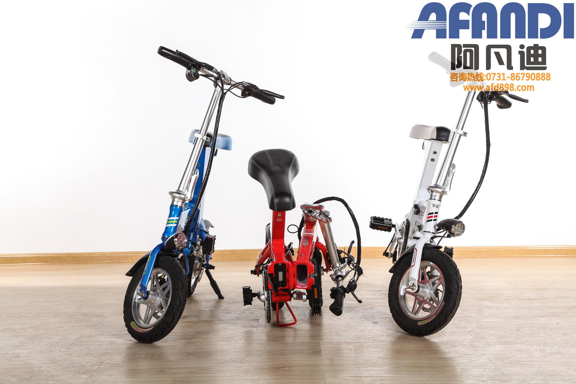 代理加盟电动车哪个性价比好 阿凡迪et折叠电动车技术领先工艺精湛