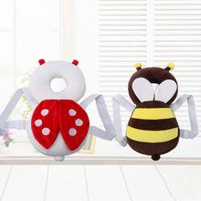 婴儿玩具护头枕儿童学步防摔垫学坐头部保护垫子护头枕一件代发