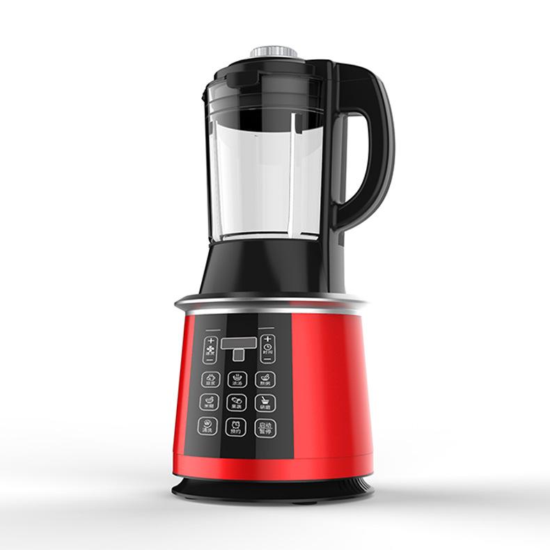 定制SWE-018多功能加热破壁料理机 厂家OEM加工智能破壁料理机