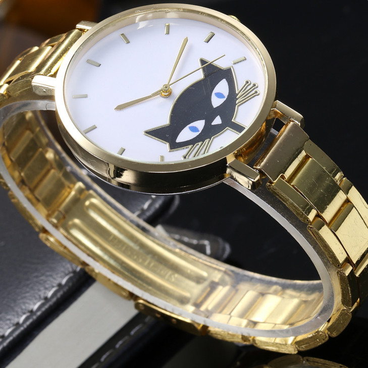fashion Watch (Gold)NHHK0870-Gold