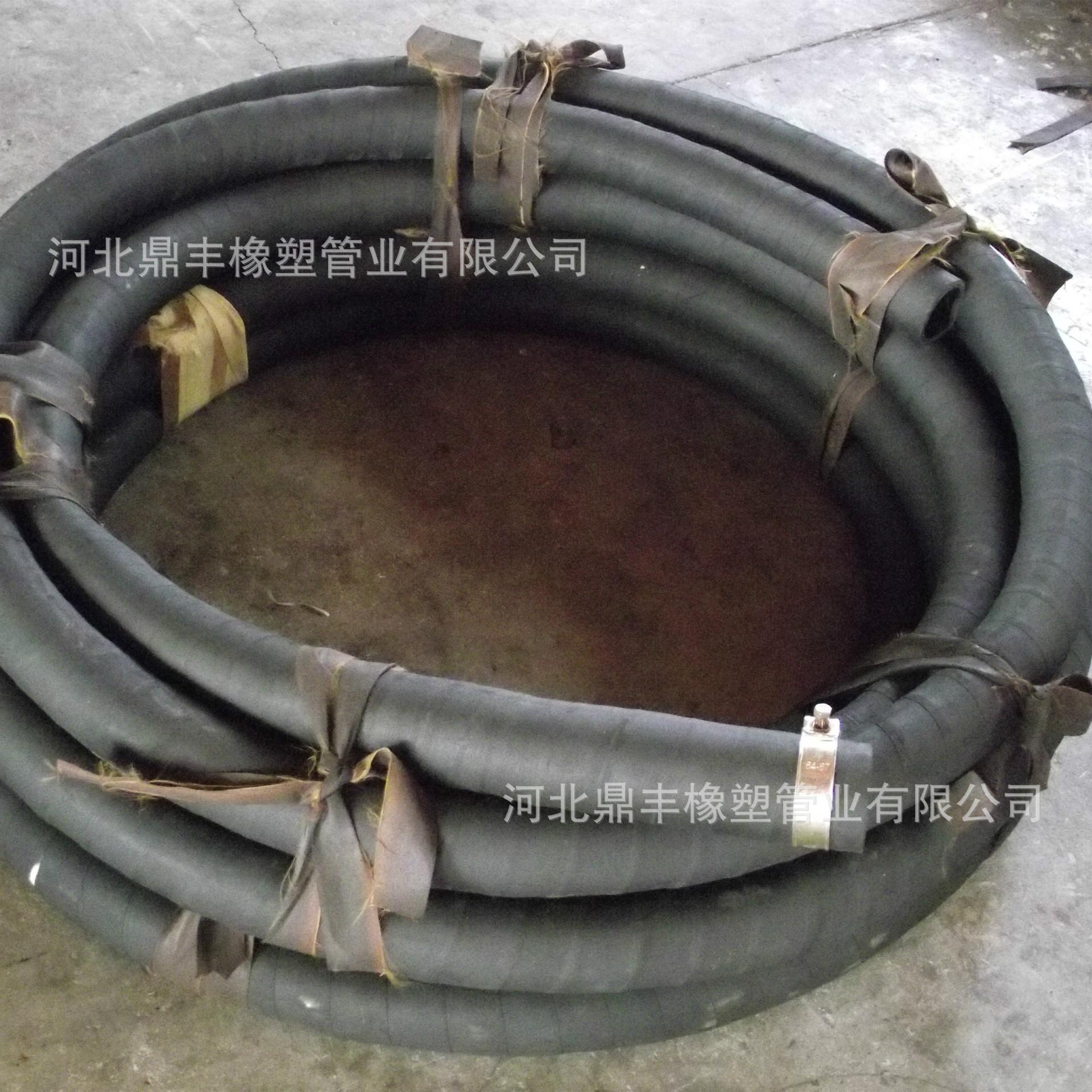 厂价供应夹布管 夹布空气胶管 DN50压缩空气耐热橡胶管 量大优惠