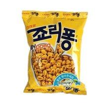 韩国进口零食品 可瑞安膨化大麦粒 膨化大米粒 浓浓麦香74g 好吃