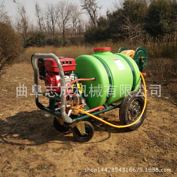 熱銷養殖場專用高壓消毒清洗機多功能園林殺蟲噴霧器多功能灑水機
