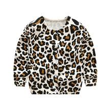 2018秋裝新款針織衫女童圓領外貿童裝嬰幼童兒童棉開衫毛衣