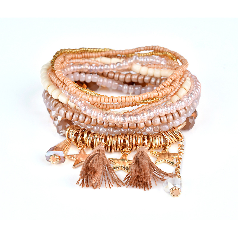 Occident and the United States beads  Bracelet (61178051E)  NHLP0441
