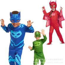 外贸爆款万圣节表演服儿童连体cosplay服装8803 8804 8805