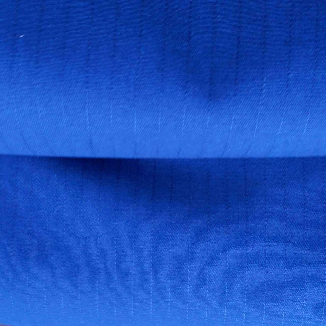 新乡振龙/厂家供应结实耐磨涤纶纱卡190克高品质工装面料