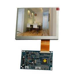厂家直销5.6寸数字模组液晶LCD显示屏 群创AT056TN52 V.3液晶屏