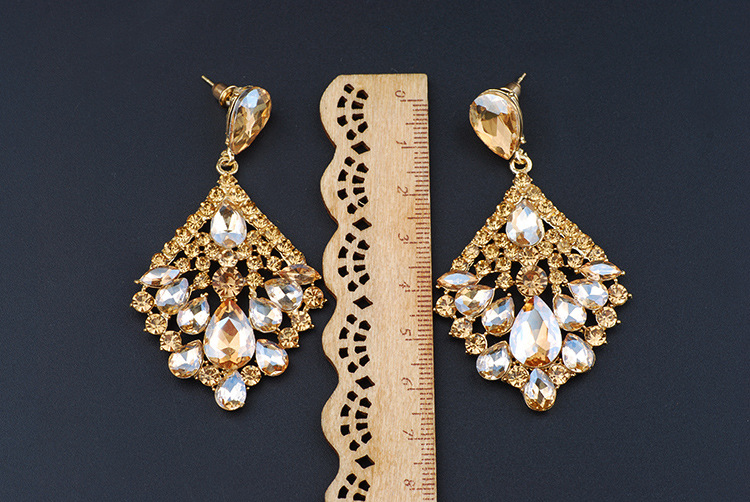Occident and the United Statesplating earring NHQQ0257