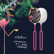 动物派对暖手宝USB充电手电筒移动电源LED灯暖手充电宝创意礼品