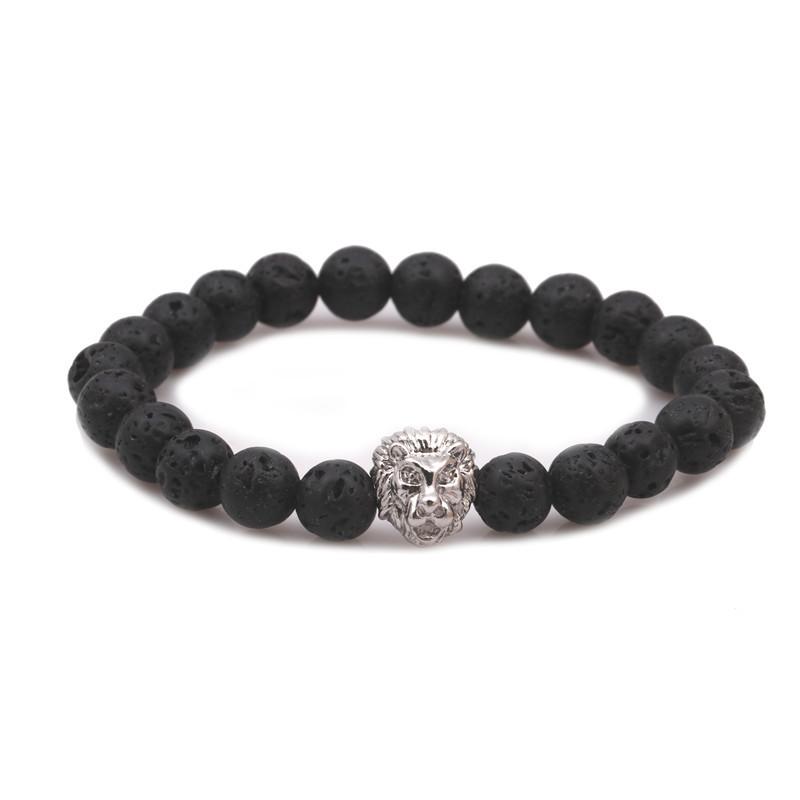 Alloy Fashion Animal bracelet  black NHYL0341black