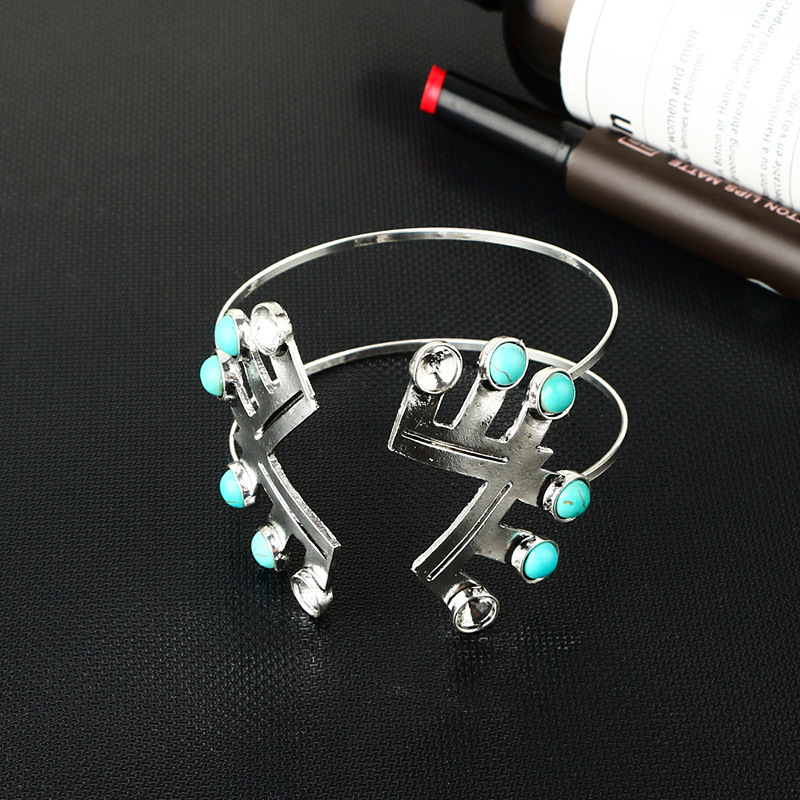 alloy plating bracelet (Main map)NHGY0089-Main map