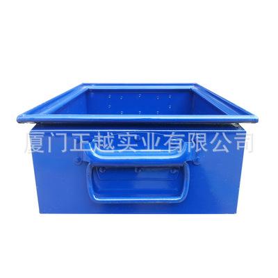 长期供应 金属物流周转箱 仓储铁箱 金属铁皮箱 铁皮箱加工