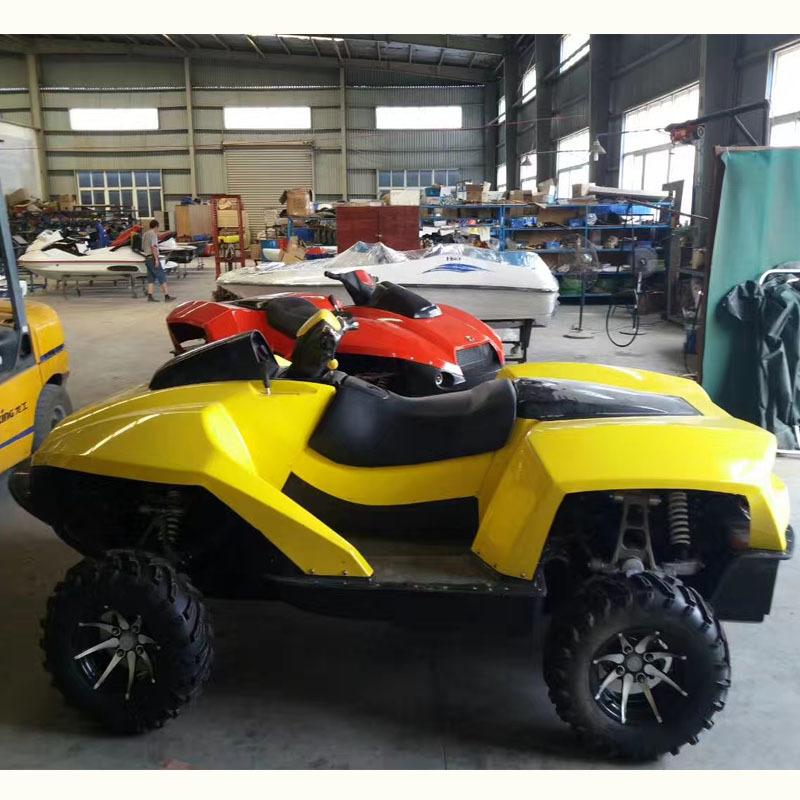 两栖摩托车-4