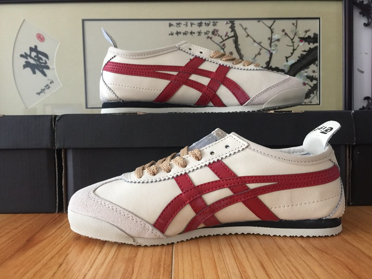 8c41d87a0f0 2019 ASICS ONITSUKA TIGER MEXICO 66 SHOES LEATHER CASUAL TRAINERS ...