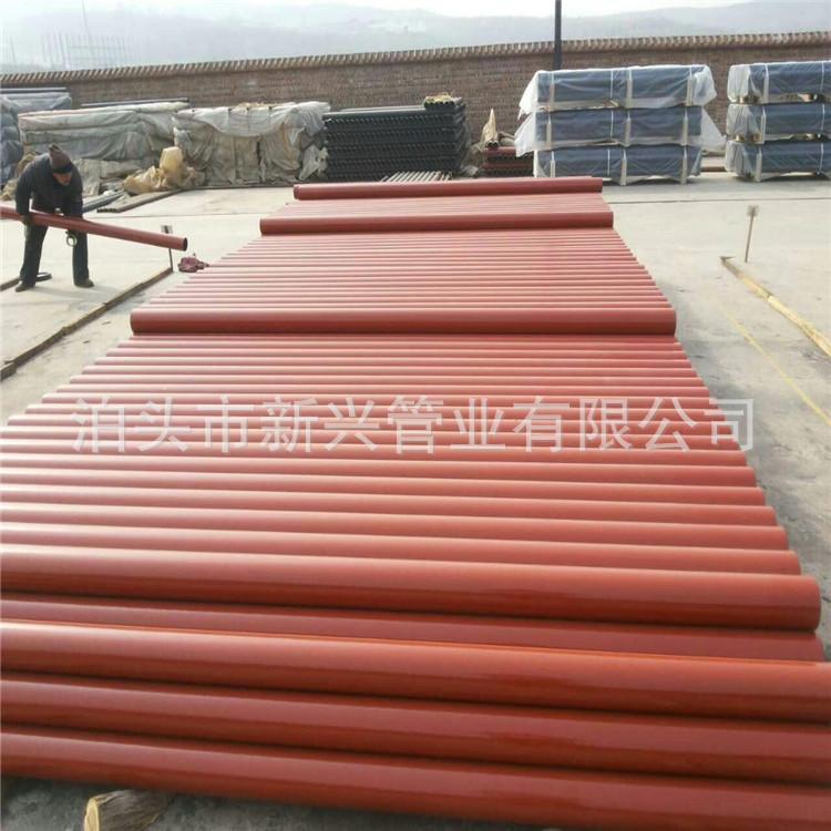 铸铁管排水管