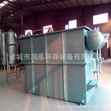 印染厂污水处理气浮机装置 造纸污水处理设备 诸城润泓环保生产厂
