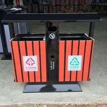 戶外垃圾桶 大號環衛不銹鋼垃圾收納桶 果皮箱環保分類清潔箱批發