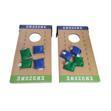 跨境儿童沙包投掷板玉米套装 幼儿园扔沙包投掷游戏木质投掷套圈