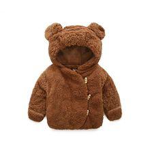 女寶寶男女童冬裝棉衣外套秋冬季棉襖0-1-2-3歲嬰幼兒加絨加厚