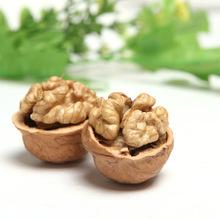山西特产薄皮核桃坚果零食食品原料1级大核桃散装2斤基地直供