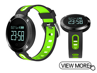 Heart Rate Monitor Smart Bracelet With Blood Pressure