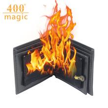 魔術錢包 神奇產品 二代烈火錢包類舞臺魔術道具 新奇特玩具批發