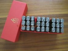 供应A&A钢号码 德国YC超硬钢字码 钢字唛 德国Q牌钢印 钢字母