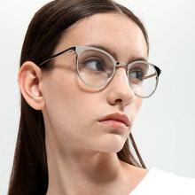 3171圆形复古金属眼镜 欧美达人平光镜 可做近视框架子