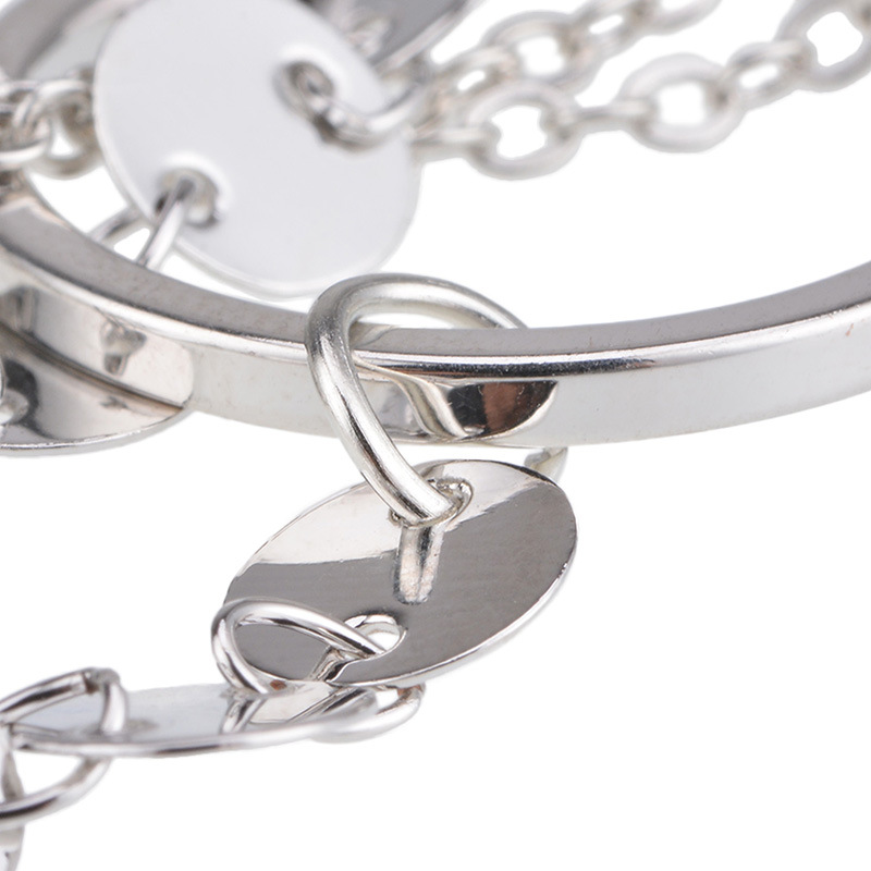 other copper other necklace (Silver)NHYT0322-Silver