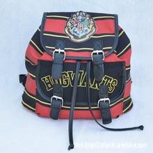 哈利波特书包Harry Potter霍格沃茨学院巫师双肩包书包男女背包