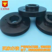 厂家直销8M 5M 14M 同步带轮加工 电机皮带轮 皮带轮生产厂家