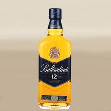 英国进口洋酒威士忌 百龄坛12年威士忌700mlktv会所酒吧酒水批发