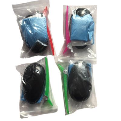 货源染发工具6件套美发产品一次性染发用品美容染发工具包染发套装批发