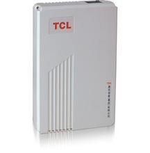 TCL 632BK宾馆酒店内部程控总机电话交换机 4进16出二次来显4拖16