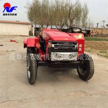 湟中縣農用果園管理四輪旋耕機 農發拖拉機 四輪農用車拖拉機